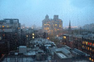 Hurricane Sandy Pre-Blackout by FloresFabrications
