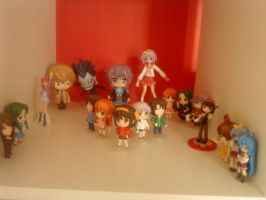 My Improved Figure Collection by Raspberry-Nya