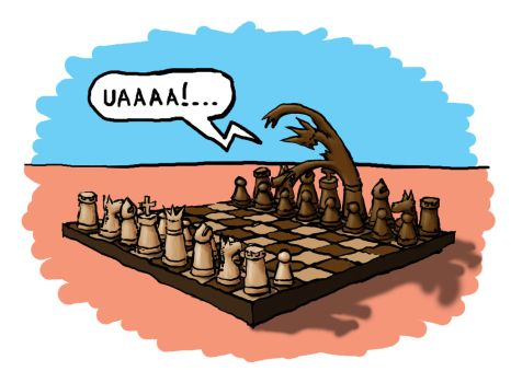 Chess by ziorker