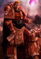 Lost Primarch by slaine69
