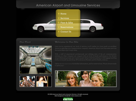 American Airport and Limousine by nepdud