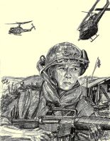 Fortunate Son by shank117