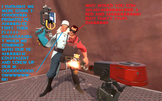 The TF2 Support by TheChaosLord977