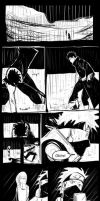 Obito Dies (spoilers chapter 600) by sinemoras
