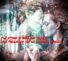 Story of Brad Witherspoon and Jenney Clark  by ccbear94
