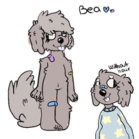 new possible main oc by beabu