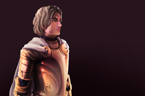 Young Jaime Lannister by JoaoSalvi