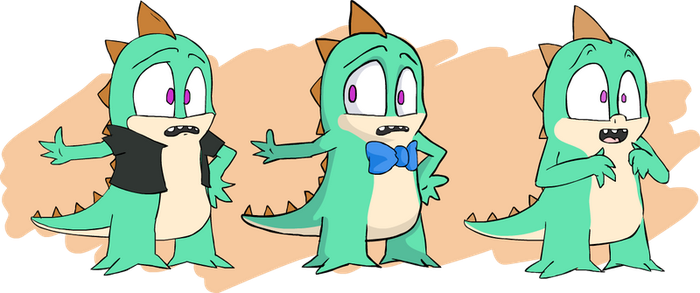 Several Dino Designs by 9HammerV2