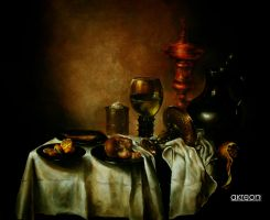 still life by akreon