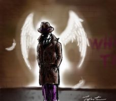 Watchmen - The Angel by Tipsutora