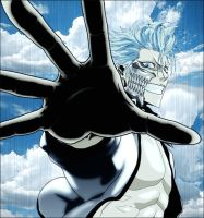 Grimmjow The Sky is the Limit by albert-V9