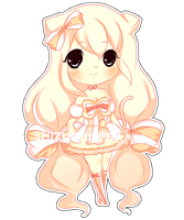 Adoptable- Miikumii by lummina