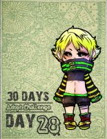 .: 30Days Adoptable Challenge - Day 28 {Closed} :. by Biiiscoito