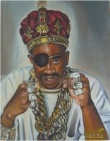 slick Rick by ruckysart