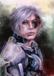 Kelton as White Raiden by Annachuu
