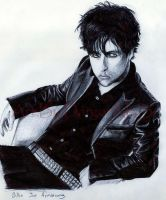 Billie Joe Armstrong by DargonXKS