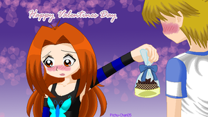 Making up for you on V-day by Pichu-Chan05