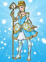 Disney Enchanted Girls: Cinderella (ReVamp) by van-etheran