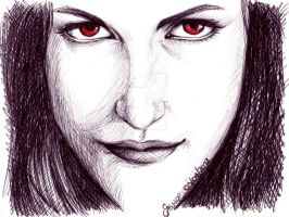 Bella Cullen by Doks-Assistant