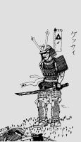 Samurai by GhettoMole