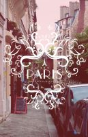 Dream your way to Paris by courtneyakennedy