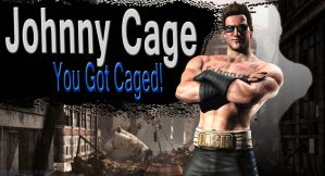 Johnny Cage SSB4 Request by Elemental-Aura