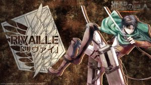 Rivaille by ernels06