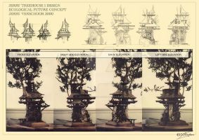 treehouse design 1 by jerryverschoor
