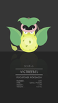 Victreebel by WEAPONIX