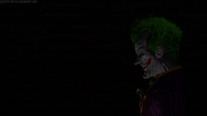 The Man Who Laughs by jettj12