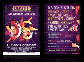DBSTF at Outland Flyer by ruudvaneijk