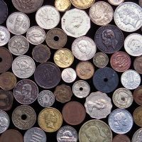coins 1 by manaphoto-stock