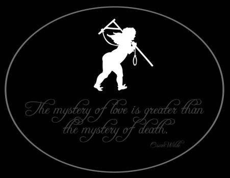 aubrey beardsley's cupid by justwantobeme