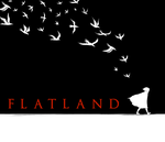Flatland Wallpaper by smokewithoutmirrors