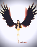 MMD Van Kleiss Angel-T by RandomDraggon