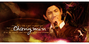 Choikang Changmin by hagane-girl