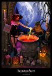 Halloween Party by Fredy3D