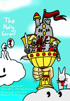 A Silly Homage to Monty Python's Holy Grail by DarkOliver