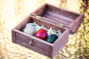 Mother of Dragon Eggs (Set of 3 by 3direwolfmoon