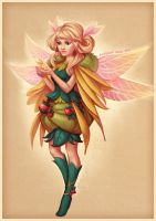 Forest Fairy Adopt (CLOSED) by andrada-art