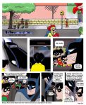 Back to the Cave Page One by The-BlackCat