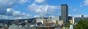 City: Sheffield 05 by letTheColorsRumble