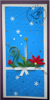 Quilling - card 126 by Eti-chan