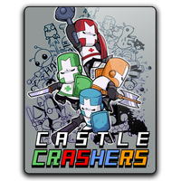 Castle Crashers icon 512 x 512 by Mustkunstn1k