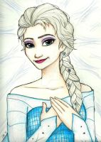 Elsa by CrystalSexyAss