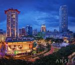 EAST WEST TOWERS by Draken413o