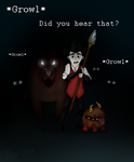Don't Starve - Hounds by That-Cake