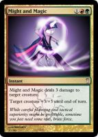 Might and Magic by Zhantora