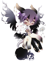 Chibi TALUS Extra for chisei-adopts by Sei-cchi
