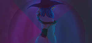 Witch colors by fennriir
